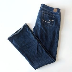 AEO Bootcut Artist Jeans size 10 Long